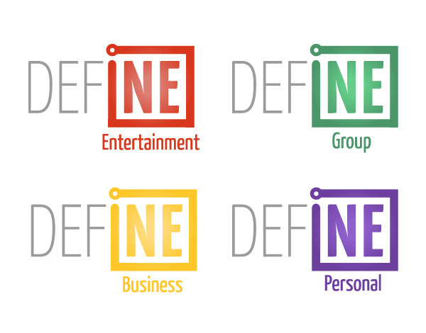 Define Hosting Logo Sub Brands